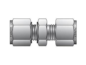 M10CU2-S A-LOK Metric Tube Converssion Union - CU