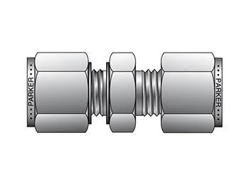 M6RUM4-S A-LOK Metric Tube Reducing Union - RUM