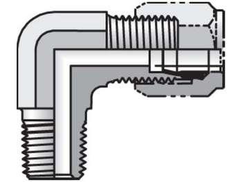 4-4 CBU-SS Ferulok 90° Elbow CBU