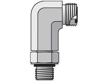 12 CC5OLO-S Seal-Lok ORFS 90° Elbow CC5OLO