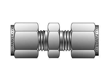 10-10 HBZ-SS CPI Inch Tube Union - HBZ