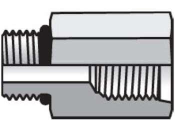 16-10 F5OG5-S Pipe & Port Reducer, Expander, Conversion F5OG5
