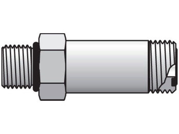 4 FF5OLO-S Seal-Lok ORFS Straight FF5OLO