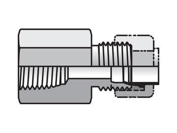 6-8 GBI2-B Intru-Lok Straight GBI2