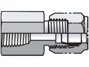 4-4 GBU-S Ferulok Straight GBU