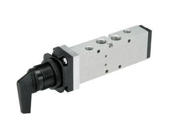 P2LBX392JJ Viking Xtreme Series Manual/Mechanical Valve - 3-way and 4-way 2-position Twist Handle