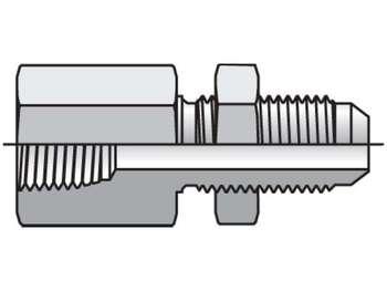 10 WGTX-SS Triple-Lok 37° Straight WGTX