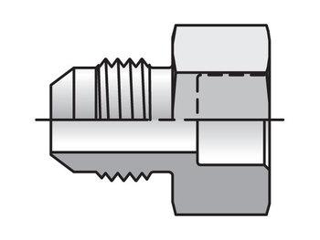 20-24 XHB3-S Triple-Lok 37° Straight XHB3