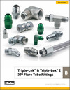 Triple-Lok Flare Tube Fittings