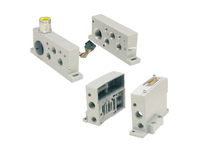 Isys ISO HB/HA Series End Plate Kits - BSPP