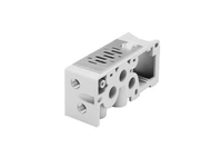Isys ISO HB Series End Ported Base Manifold/Subbase - NPT
