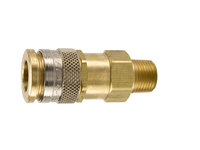 RF Series Coupler - Male Pipe
