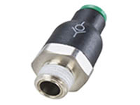 Prestolok Male Check Valve - Meter In - W68PLCKI