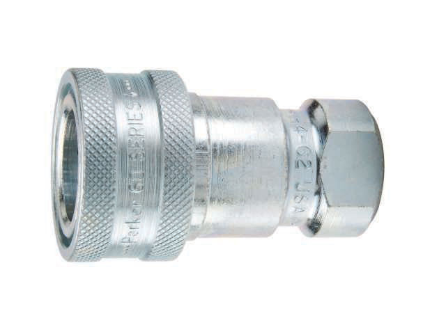 SH8-62 60 Series Coupler - Female Pipe