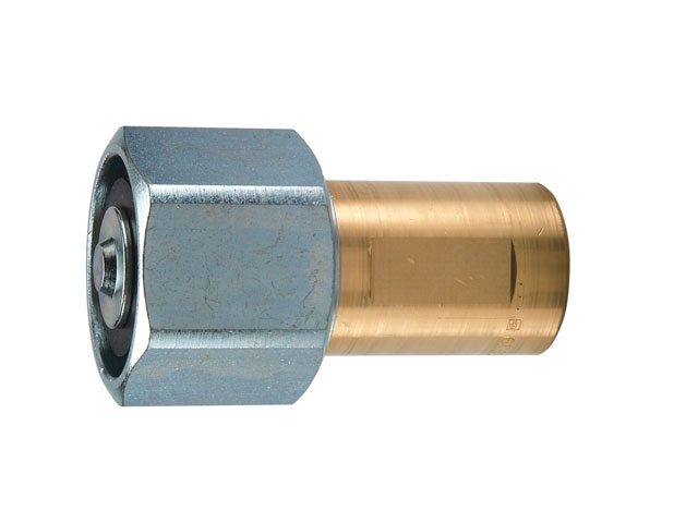 6125-08 6100 Series Coupler - Female Pipe