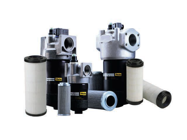 80CN110QEVE2KS2421 80CN Series Medium Pressure Filter