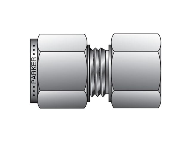 GBZ 20-3/4-SS CPI Metric Tube NPT Female Connector - GBZ
