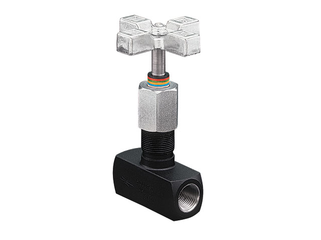 MV800B-V Colorflow Metering Valve - NPT