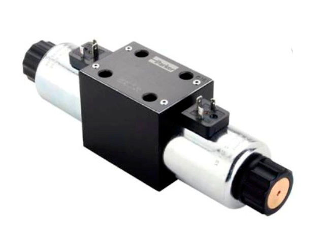 D3W1CNYC D3W Series - Double solenoid, 3 position, spring centered