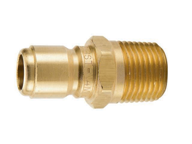 BST-N8M ST Series Nipple - Male Pipe