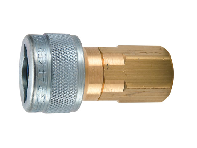 Twist-lock Series Coupler - Female Pipe