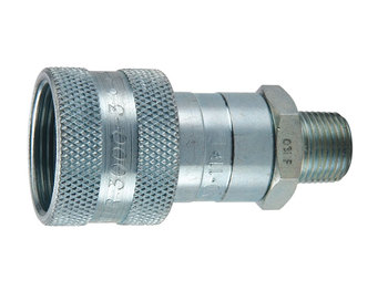 3050-2 3000 Series Coupler - Male Pipe