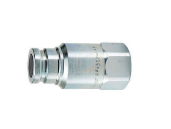 FF-372-8FO FF Series Nipple - Female SAE