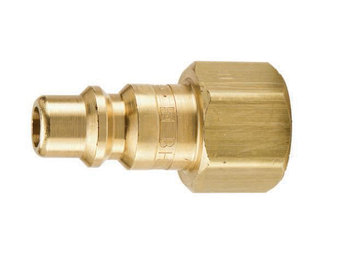Industrial Interchange Series Nipple - Female Pipe