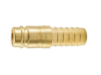 Industrial Interchange Series Nipple - Hose Barb