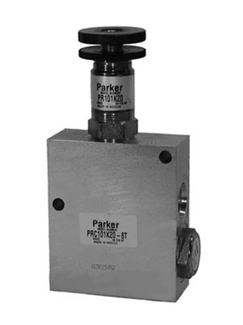 PRCH101K20P80-8T PRCH101 Reducing/Relieving Valve