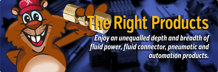 Right Products - Buy Products From the Largest Fluid Power Manufacturer Worldwide