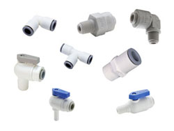 Water and Beverage Fittings and Valves
